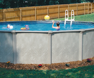 Aboveground pools services